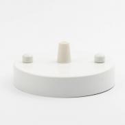Балдахин для подвесного светильника (белый).