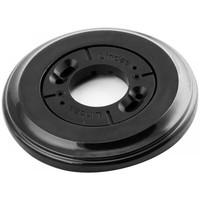 Рамка керамическая одноместная наружная Lindas цвет черный