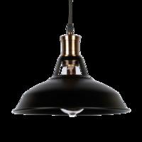 Loft Bronze (Black) Edison