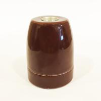 Ceramic Socket 5, коричневый