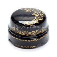 Малая распаячная коробка золотой орнамент