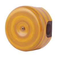 Керамическая распределительная коробка Lindas малая (D - 78мм) бамбук