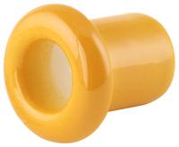 Втулка межстеновая керамическая Lindas золотистая охра