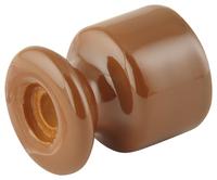 Фарфоровый изолятор Lindas молочный шоколад