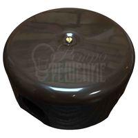 Коробка распределительная Bironi пластик коричневая