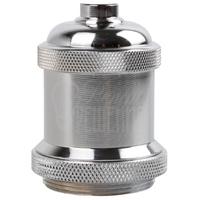 Патрон HolderLamp loft серебро