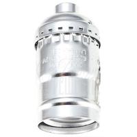 Патрон HolderLamp vintage серебро