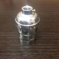 Комплект из 5 патронов HolderLamp vintage серебро