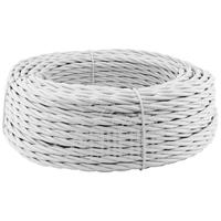 Провод витой 3х1,5 мм2 белый
