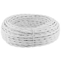 Провод витой 3х2,5мм2 белый