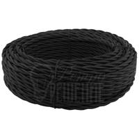 Провод витой 3х2,5 мм2 чёрный
