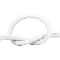 Провод круглый в текстильной оплетке 2х1,5 мм2 белый