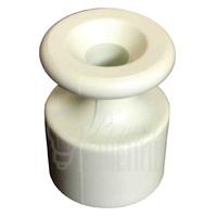Изолятор пластик слоновая кость