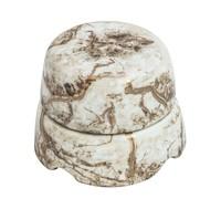 Малая распаячная коробка мрамор